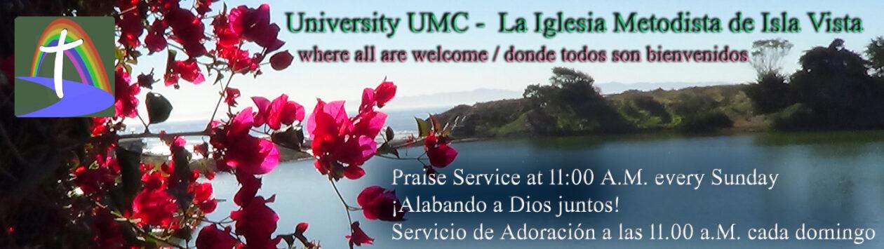 University UMC, Isla Vista